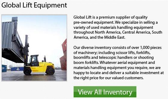 Manitou LP Forklift
